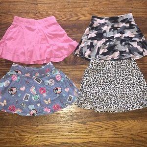 Bundle Sale-Girls Skorts